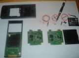 TI-Nspire CX removing PCB (4/4)
