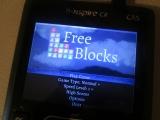 TI-Nspire CX CAS + FreeBlocks