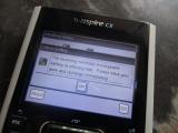 TI-Nspire CX + batterie VHBW