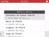 Constantes de Planck