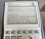 HP 49G+ MS VERSION