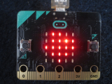 BBC micro:bit + firmware TI