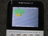 TI-83PCE + Chicken Adventure I