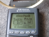 82A + appli AlexPack + mode exam