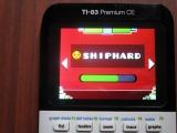 TI-83PCE: Shiphard Geometry Dash
