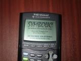 TI-82 Advanced + Symbolic