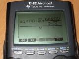TI-82 Advanced + PrettyPt