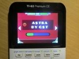 TI-83PCE: Astra (Geometry Dash)