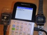 TI-83PCE 5.3.5 + exam mode