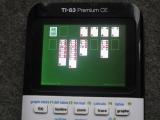 TI-83 Premium CE + SolitiCE