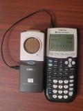 TI-CBR2 + TI-84+