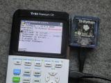 TI-83PCE + modded TI-Python