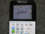 TI-83 Premium CE Python + Splat