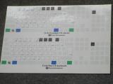 Stickers touches 83 Premium CE