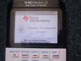 TI-83 Premium CE + Periodic 5.5
