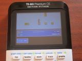 TI-83PCE + Super Mario Bros 1