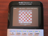 TI-83 Premium CE + Chess CE