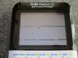 TI-83 Premium CE + Falldown