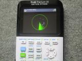 TI-83 Premium CE + Radar Python