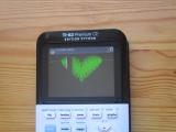 TI-83 Premium CE + Heartbeat
