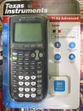 Emballage TI-82 Advanced