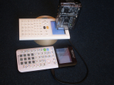 Tests QCC à la TI-83 Premium CE