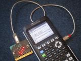 84 Plus CE-T Python + micro:bit