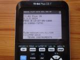 TI-84 Plus CE + OS 83 Premium CE