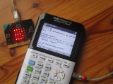 TI-83PCE: test heap bbc:microbit