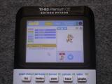 TI-83 Premium CE + Scratch CE