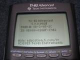 TI-82 Advanced + OS 5.0.0.0028