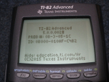 TI-82 Advanced + OS 5.0.0.0028