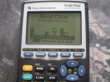 TI-83 Plus SE + Block Dude