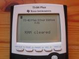 TI-84 Plus + OS 0.01
