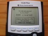 TI-84 Plus + OS 82A 5.0.0.0027