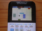 TI-83 Premium CE + Box Road 1