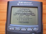 TI-82 Advanced + Mega Man