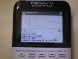 TI-83 Premium CE + ce_box