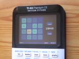 TI-83 Premium CE + 2048