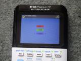 TI-83 Premium CE + RGB interface