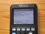 TI-84+CE Python + CerMastr 3