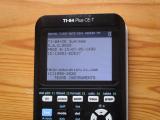 TI-84 Plus CE + CerMastr 3