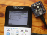 TI-83PCE Python + TI-Python
