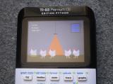 TI-83CE + hot chicks