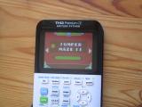 TI-83PCE + GD & Jumper Maze II