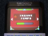 TI-83PCE : GDash & Insane Jumps