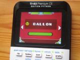 TI-83PCE : GDash & Ballon