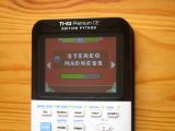 TI-83PCE + GD & Stereo Madness
