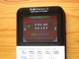 TI-83PCE + GDash & Polargeist