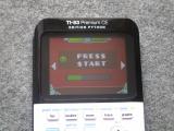 TI-83PCE Geom. Dash Press Start